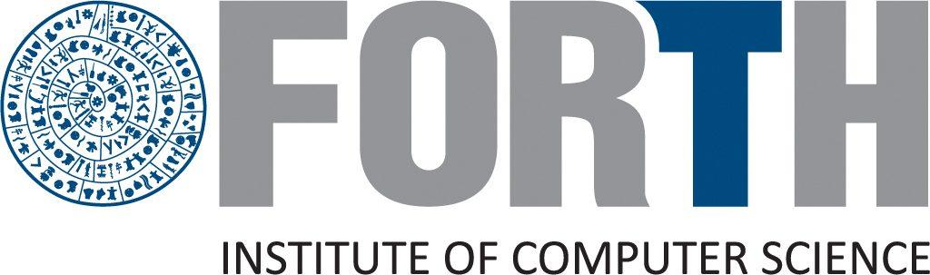 FORTH Ινστιτούτο Πληροφορικής λογότυπο